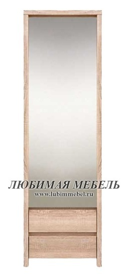 Шкаф с зеркалом Каспиан (фото)