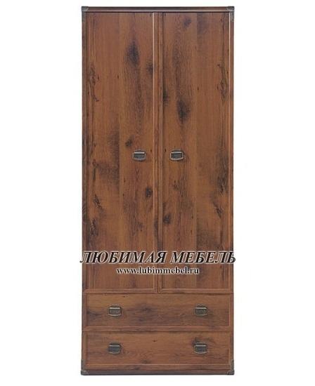 Шкаф с полками Индиана (фото)