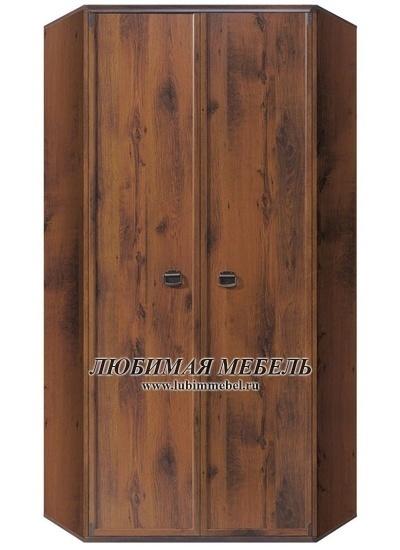 Шкаф угловой Индиана (фото)