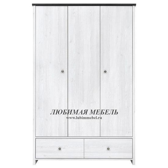 Шкаф платяной Порто (фото)