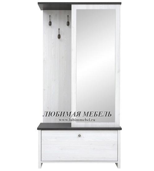 Шкаф с вешалкой Порто (фото)