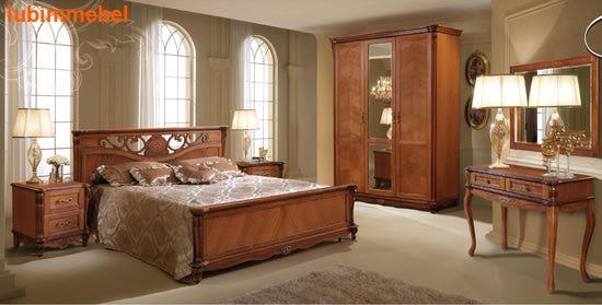 Спальня Алези (Alezi) античная бронза (фото)