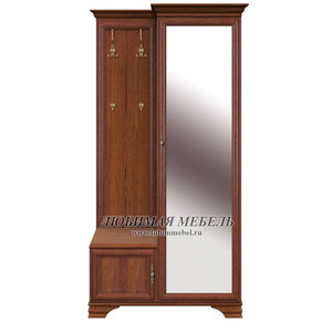 Шкаф с вешалкой Кентаки (правый)