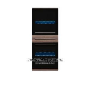 Шкаф настенный Лайк SFW2W1S_14_6 с подсветкой