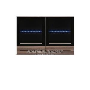 Шкаф настенный Лайк SFW2W2S_8_12 с подсветкой