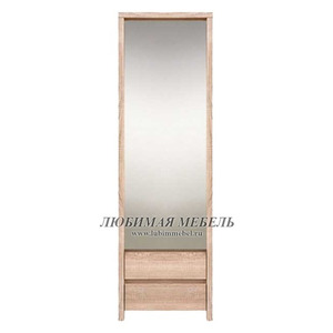 Шкаф с зеркалом Каспиан