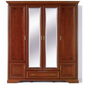 Шкаф 4-дверный Стилиус