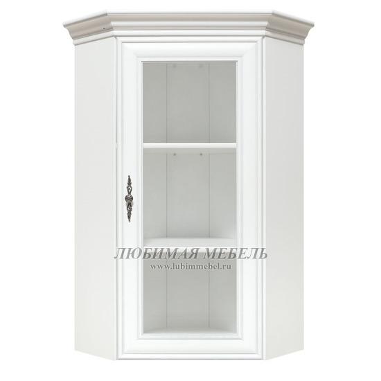 Шкаф верхний Кентаки белый (фото)