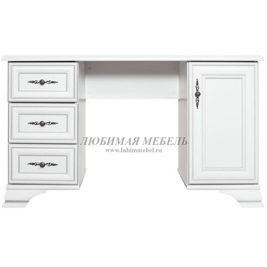 Туалетный столик Кентаки TOL белый (фото)