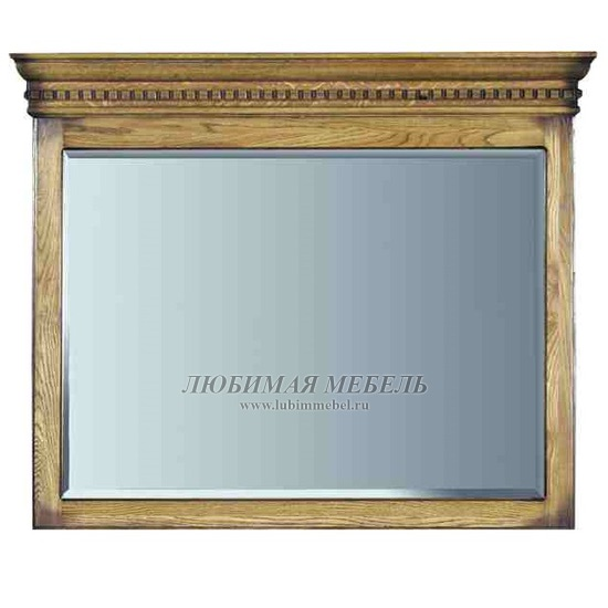 Зеркало Верди А2 дуб рустикаль (фото)