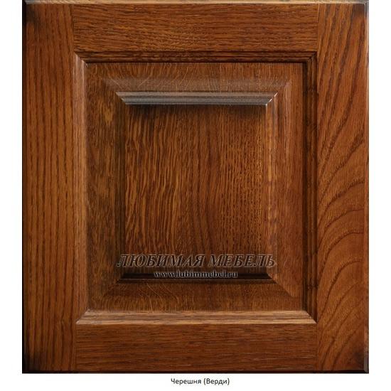 Зеркало Верди А3 черешня (фото)