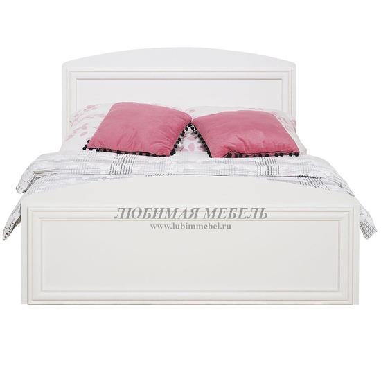 Кровать Салерно белый (фото)