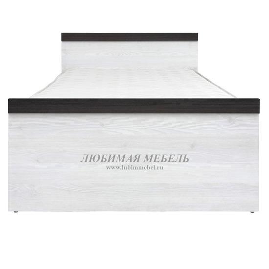 Кровать Порто с основанием металлическим (фото)